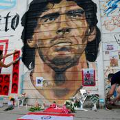 «On le croyait immortel»: L'Argentine rend hommage à Diego Maradona
