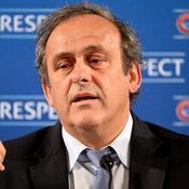 Michel Platini, UEFA