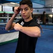 Le fils de Trezeguet bientôt champion… de boxe thaï ?