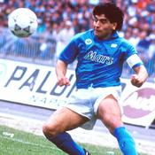 Diego Maradona à Naples