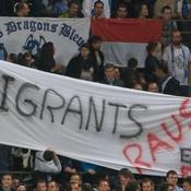 «Migrants raus» : une banderole anti-migrants à Strasbourg