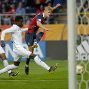 Mondial U20: un Norvégien s'offre un sensationnel nonuplé face au Honduras