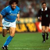 Crème de Roquefort et interview express: quand Le Figaro rencontrait Diego Maradona