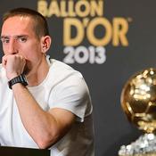 Ballon d'Or Franck Ribéry