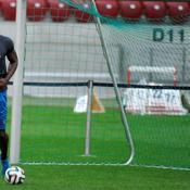 Usain Bolt s'est entraîné avec un petit club de football azuréen