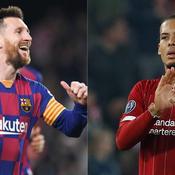 Messi van Dijk
