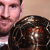 Lionel Messi - Crédit : FRANCK FIFE / AFP