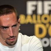 Franck Ribéry estime qu'on lui a «volé» le Ballon d'or en 2013
