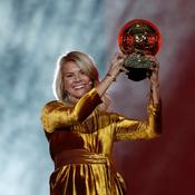 La Lyonnaise Ada Hegerberg première lauréate de l'histoire