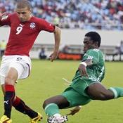 Egytpe Nigéria CAN 2010