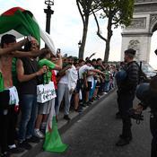 CAN 2019: scènes de pillage à Paris et accident mortel à Montpellier après la qualification de l'Algérie