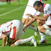 La Tunisie et la RDC, un nul et deux heureux