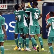Nigeria - Burkina Faso