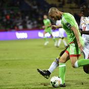 Le Sénégal élimine l'Algérie
