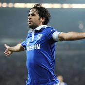 Raul porte Schalke