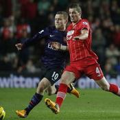 Arsenal cale à Southampton