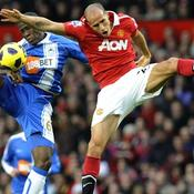 Manchester United-Wigan