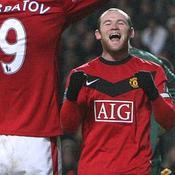 Dimitar Berbatov, Wayne Rooney