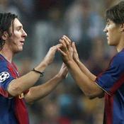 Lionel Messi Bojan Krkic
