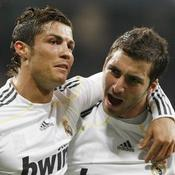 Cristiano Ronaldo-Gonzalo Higuain Real Madrid