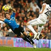 Real Madrid - Racing Santander Gonzalo Higuain