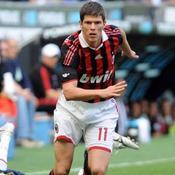 Klaas-Jan Huntelaar AC Milan