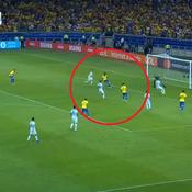 Copa America : Jesus et Firmino en héros, Messi touche le poteau, le résumé vidéo de Brésil-Argentine