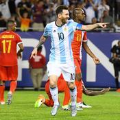 Copa America: l'Argentine a retrouvé son Messi