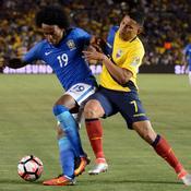 Le Brésil se met dans l'embarras d'emblée
