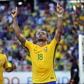 Le Brésil se promène en Copa America face à Haïti