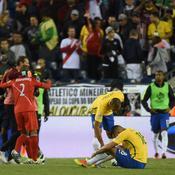 Sans génie, le Brésil quitte la Copa America dès le 1er tour