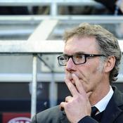Blanc : «Deux monuments du foot français vont s'affronter»