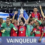 BRP HD - Coupe de France : le PSG d'Emery, la victoire en déchantant