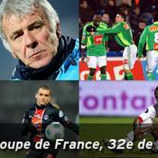 Coupe de France, 32e de finale
