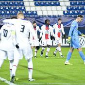 Coupe de France : sans briller, le PSG assure l'essentiel à Caen