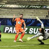 Coupe de France : Montpellier a eu chaud face au Canet-en-Roussillon