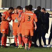 Coupe de France : Montpellier s'en sort, Canet-en-Roussillon continue d'étonner