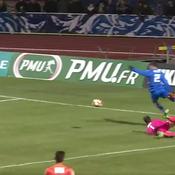 Coupe de France : le but à la Messi d'un amateur d'Avranches