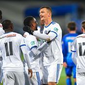 Coupe de France : Strasbourg évite le piège, le joli coup de Belfort