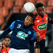 Coupe de France : Lorient continue mais Reims passe à la trappe
