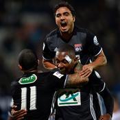 Coupe de France: Lyon a eu très chaud à Nancy