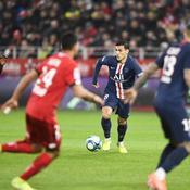 Leo Paredes contre Dijon