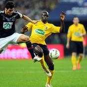 Yoann Gourcuff Lyon-Quevilly Coupe de France