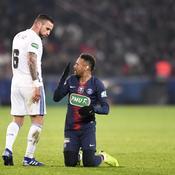 Anthony Gonçalves et Neymar