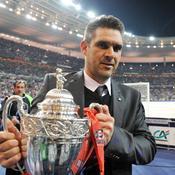 Jocelyn Gourvennec Coupe de France Guingamp Rennes