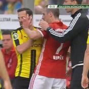 La fourchette de Ribéry en finale de Coupe d'Allemagne