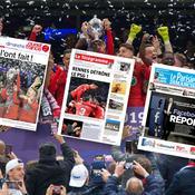 La presse hexagonale salue Rennes et… fustige le PSG