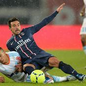 Ezequiel Lavezzi PSG-Marseille