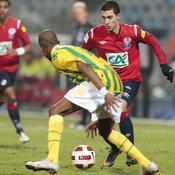 Lille-Nantes Coupe de France Eden Hazard