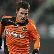 Kevin Gameiro - Lorient